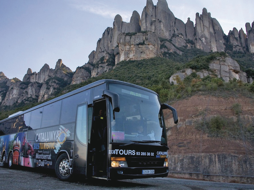 La Catalogne à 100%   (Catalunya Bus Turístic)