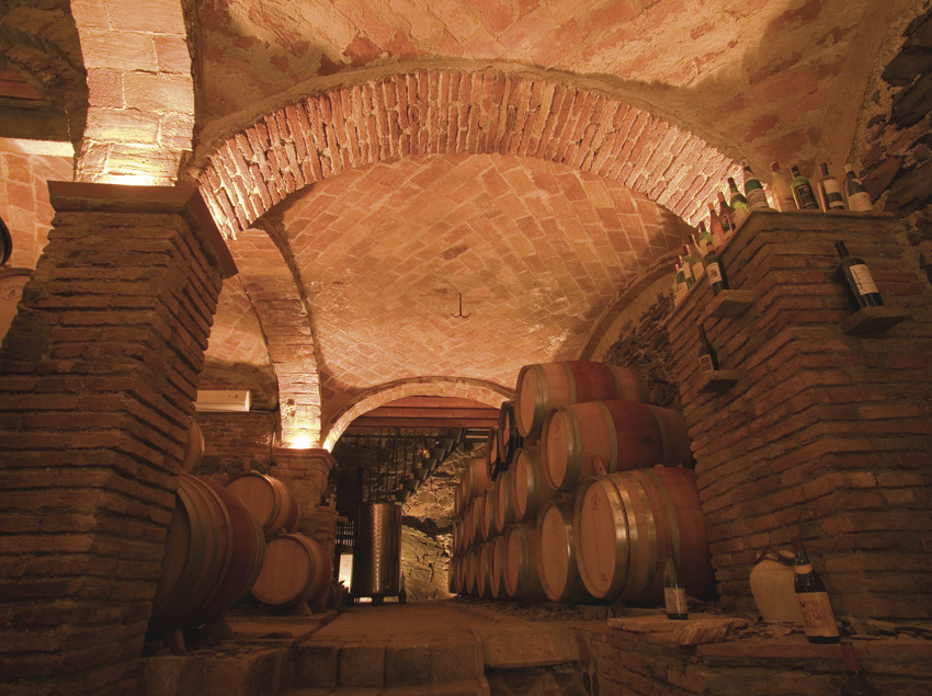 La Ruta del Vi del Priorat   (Turisme Priorat (Consell Comarcal del Priorat))