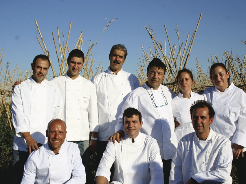 La tradició del cultiu i l'art de la cuina   (Cubat)