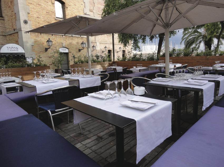 Tres formats de cuina mediterrània   (Grup Gavina)