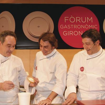 Fòrum Gastronòmic 2013   (Pep Palau, von Arend & Associats)