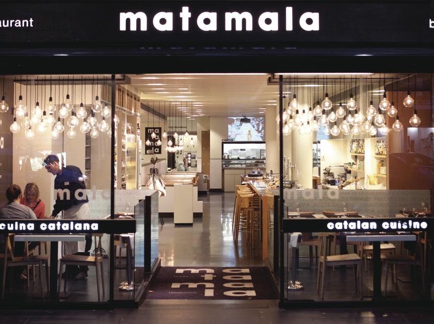 Cuina catalana i productes de qualitat   (Restaurant Matamala)