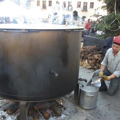 Fires i mercats de Caldes de Montbui   (Thermalia)
