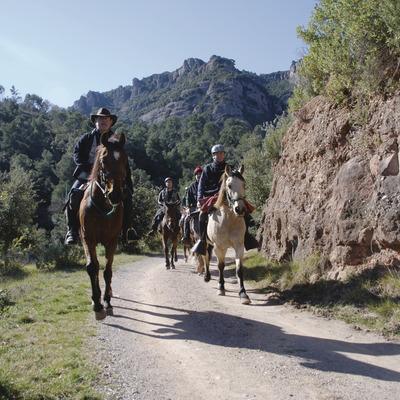 El Vallès Occidental, a peu i a cavall   (Consorci de Turisme del Vallès Occidenta)