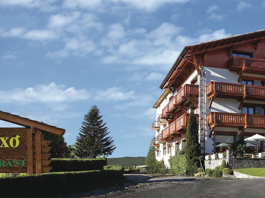 Camineu per la vall de Camprodon   (Hotel Calitxó)
