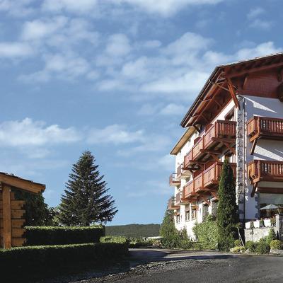 Caminar por el valle de Camprodon   (Hotel Calitxó)
