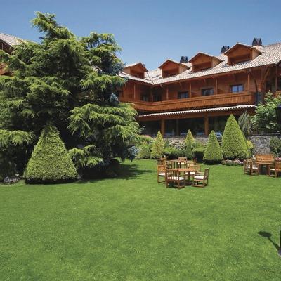 Salut i relax entre muntanyes   (Hotel Grèvol Spa)