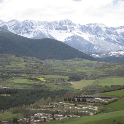 La gran vall de les flors   (Hotel Muntanya & Spa)