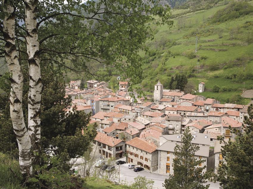 Sentier de la Serra   (Mancomunitat Intermunicipal de la Vall de Camprodo)