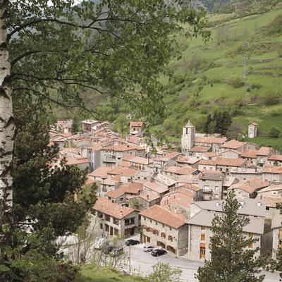 Camí de la Serra   (Mancomunitat Intermunicipal de la Vall de Camprodo)