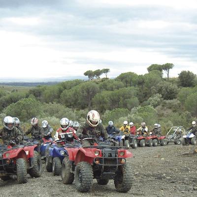 Viviu l'aventura amb quad o bugui   (Rutes Turístiques i Aventura Catalunya (RUTAC))