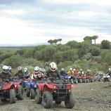 Abenteuer mit Quad oder Buggy