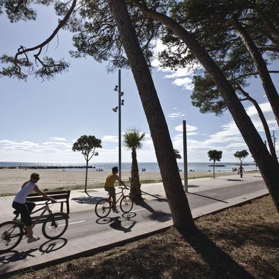 Esport indoor i a l'aire lliure   (Turisme de Cambrils)