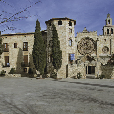 © Monestir de Sant Cugat