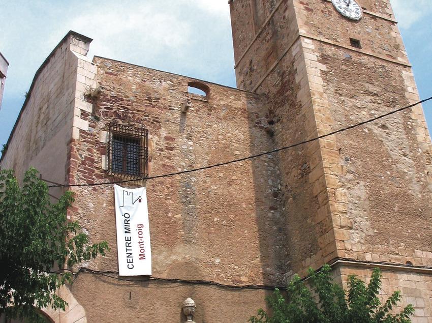 Itineraris mironians   (Centre Miró de Mont-roig del Camp)