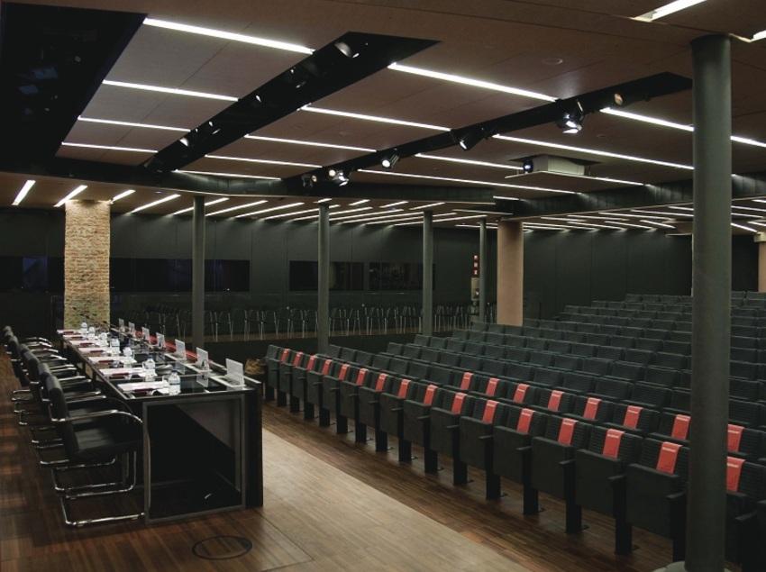Auditorio, La Pedrera