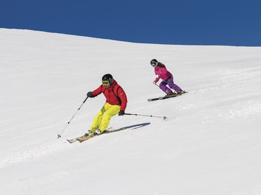 A snow sport for all skiers