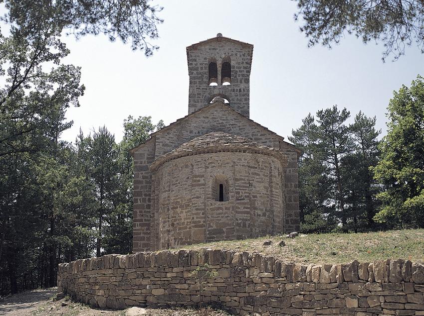 Ermita de Sant Sadurní de Rotgers  (Felipe J. Alcoceba)