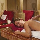Hotel & Spa Peralada. Massatge a la zona termal de l'spa   (Marc Castellet)