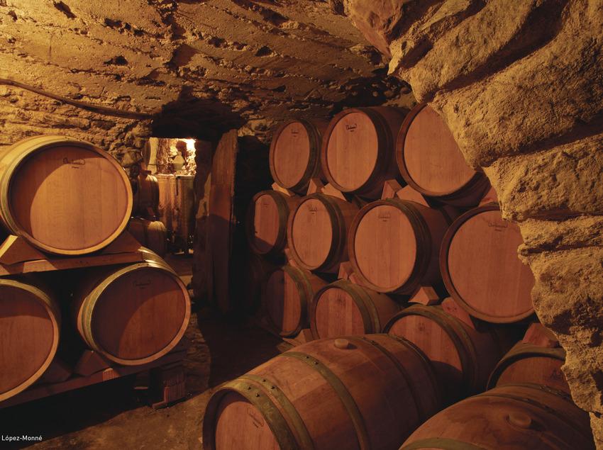 Celler Martí Fabra, masia Carreras   (Rafael López-Monné (Fons del CRDO Empordà))