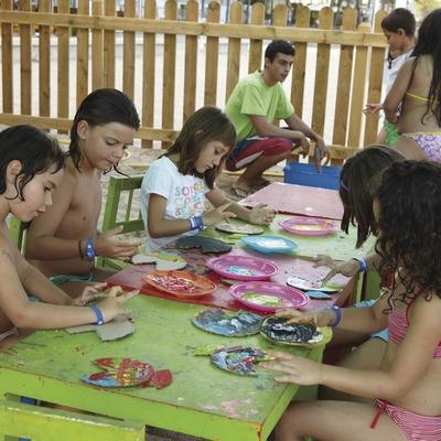 Un dia en família a Castell-Platja d'Aro