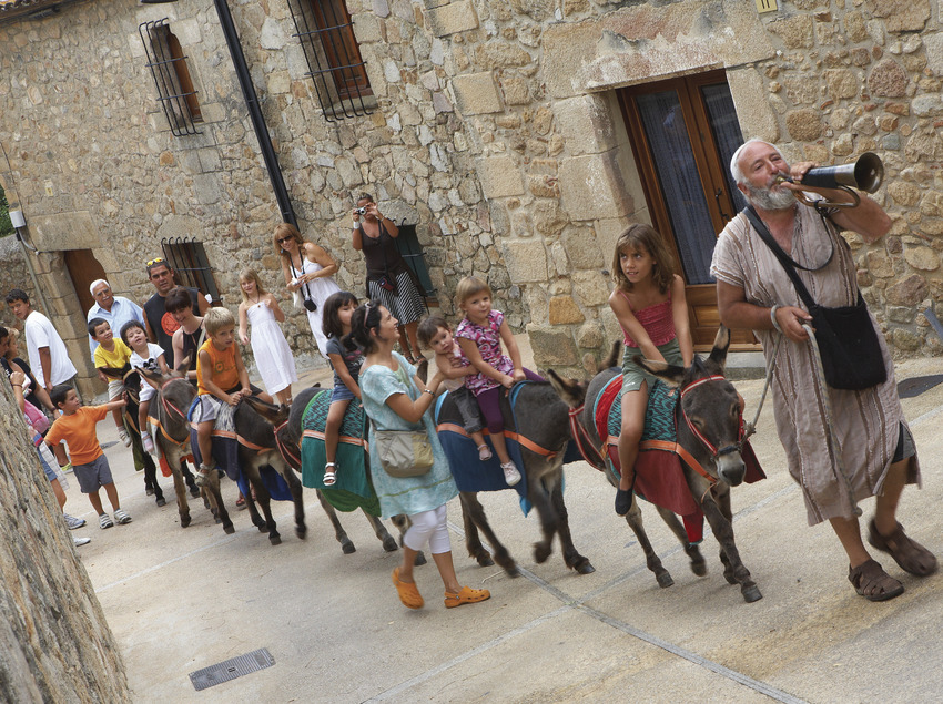 Une journée en famille à Castell-Platja d'Aro