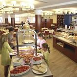Restaurante del hotel Blaumar.