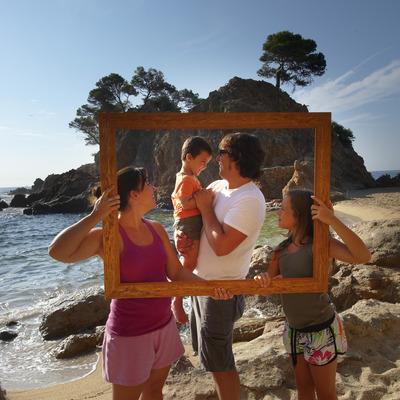 Un dia en família a Calonge - Sant Antoni