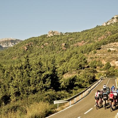 Ruta de cicloturisme de carretera Cambrils–Tarragona-Montbrió-Cambrils