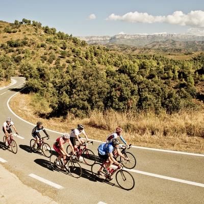 Ruta de cicloturisme de carretera Cambrils–Alforja-Montbrió-Cambrils