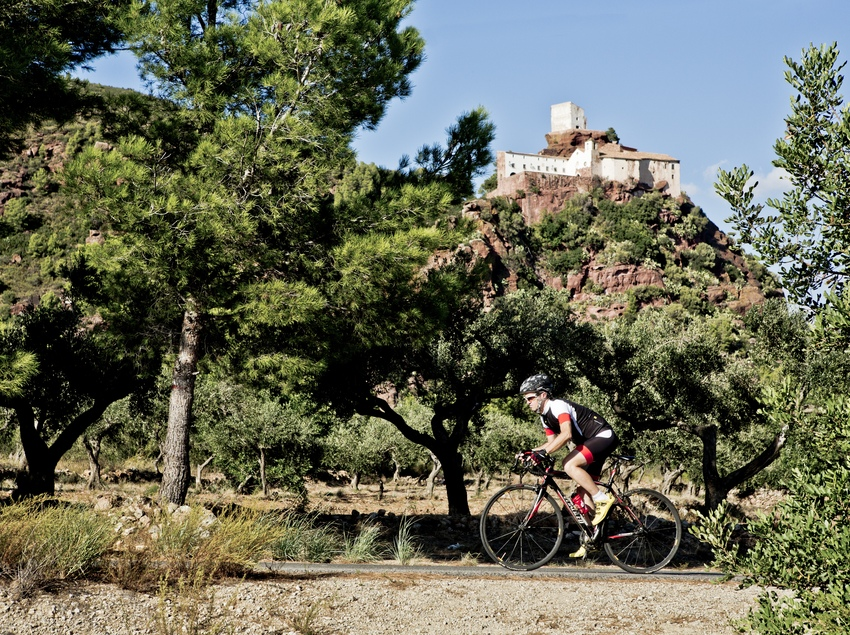 Aquesta ruta et porta per la història i els castells de la zona. (Patronat Municipal de Turisme de Cambrils)