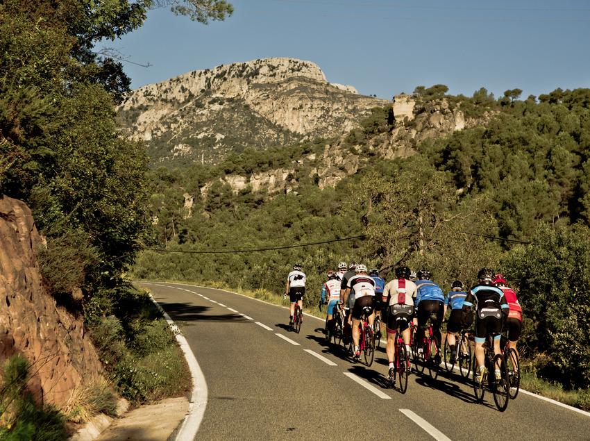 Aquesta ruta inclou tres ports de muntanya. (Patronat Municipal de Turisme de Cambrils)