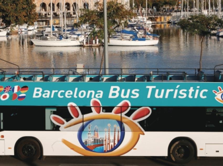 Descobreix Barcelona a bord del Barcelona Bus Turístic