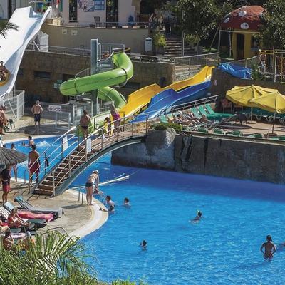 Magnífiques instal·lacions per passar un dia en remull. (Rosamar Garden Resort 4*, Lloret de Mar)