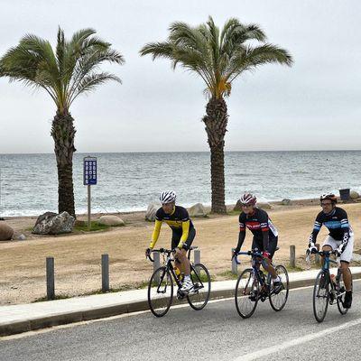 Ruta de cicloturismo de carretera Santa Susanna-Blanes-Vidreres-Santa Susanna