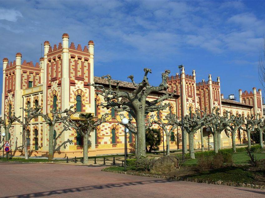 Una paradeta al Balneari de Vichy Catalán a Caldes de Malavella? (Fundació Turística Santa Susanna)