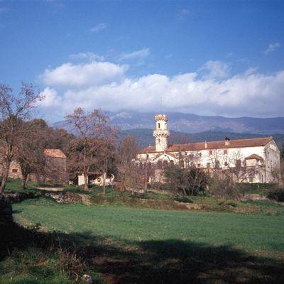 El castell de Fluvià, a Sant Esteve de Palautordera. (Fundació Turística Santa Susanna)