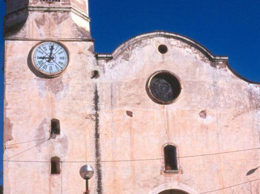 Església de Sant Andreu de Vallgorguina. (Fundació Turística Santa Susanna)