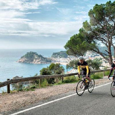 Ruta de cicloturismo de carretera Santa Susanna-Lloret de Mar-Sant Hilari Sacalm-Santa Susanna