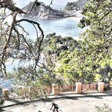 Ruta de cicloturismo de carretera Santa Susanna-Breda-Santa Susanna