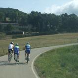 Ruta de cicloturisme de carretera Blanes-Sils-Santa Coloma-Blanes