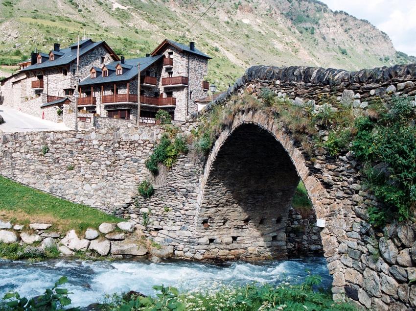 Pont   (Les Picardes)
