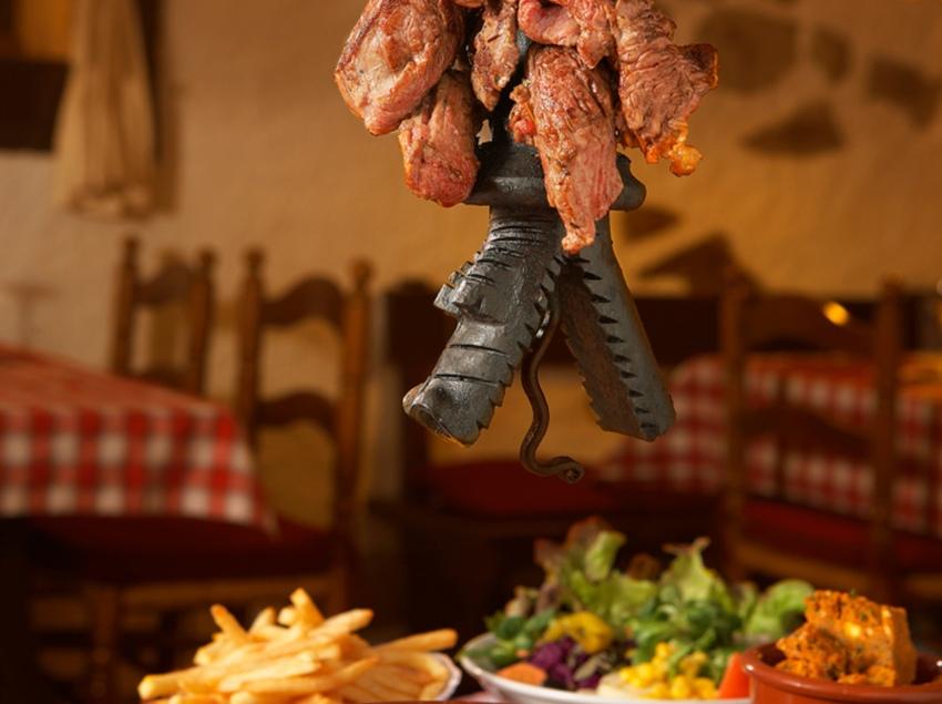 Especialitat gastronòmica del restaurant   (Restaurant Don Quijote)