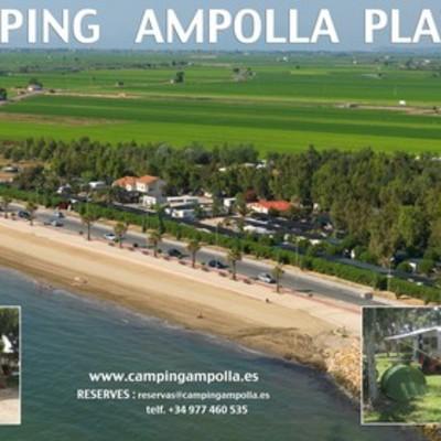 Ampolla Playa