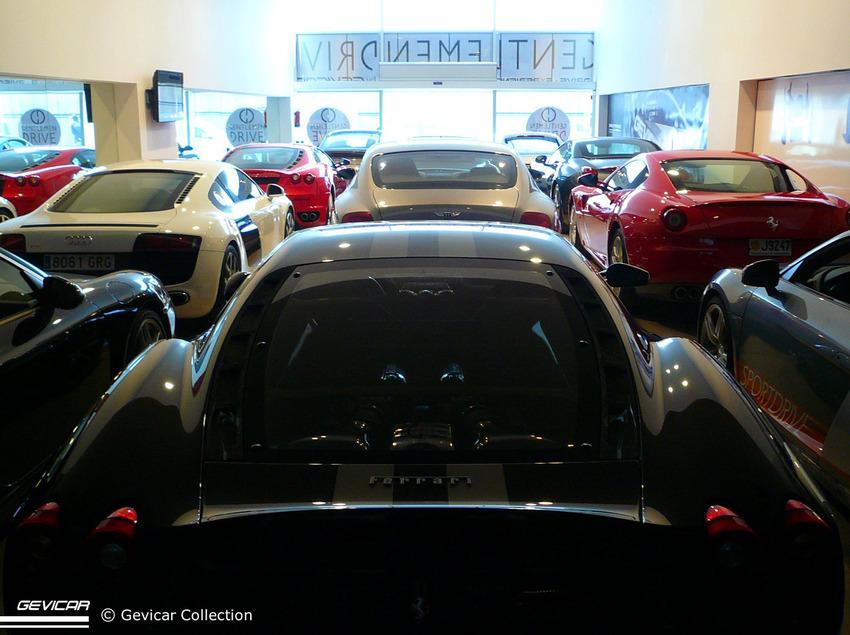 Gevicar, Prestige Car Rentals