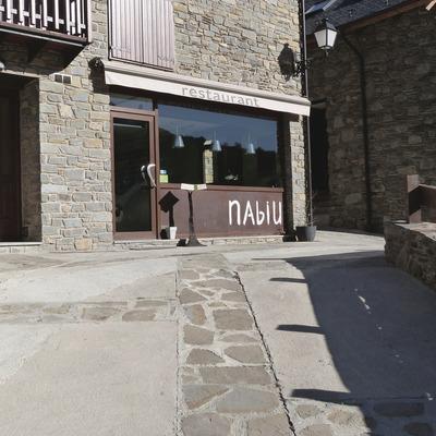 Façana de Nabiu Restaurant   (Nabiu Restaurant)