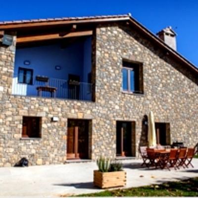 Serrat de la Teia-La Casa