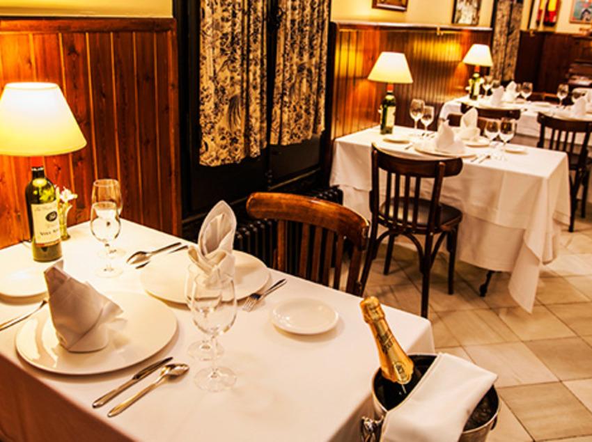 Menjador del restaurant   (Cafè 1907 Restaurant)
