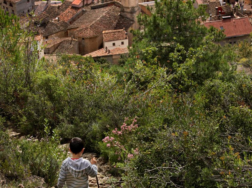 Un dia en família a Muntanyes de Prades
