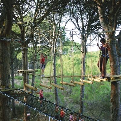 Costa Brava Parc Aventura – El Bosc dels Impossibles